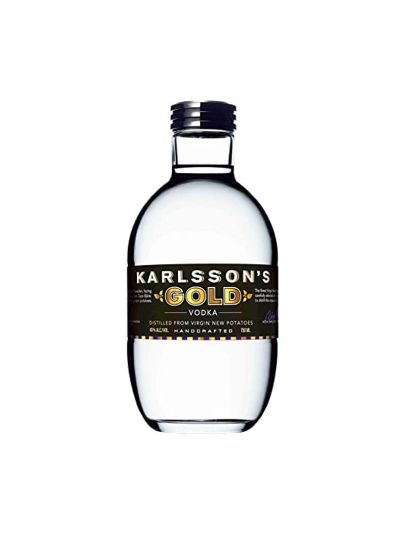 Vodka Karlsson s Gold