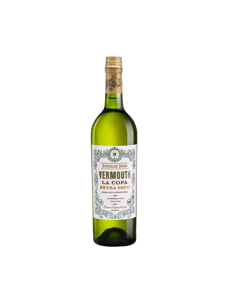 Vermouth La Copa Extra Seco