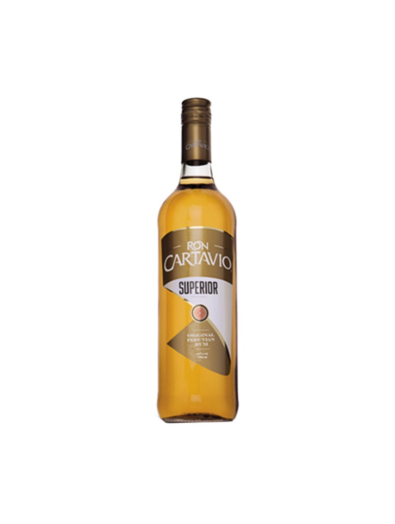 Ron Cartavio Anejo Superior