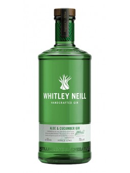 Ginebra Whitley Neill Aloe Cucumber