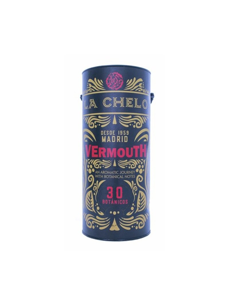 Vermouth La Chelo Canister 3 Litros
