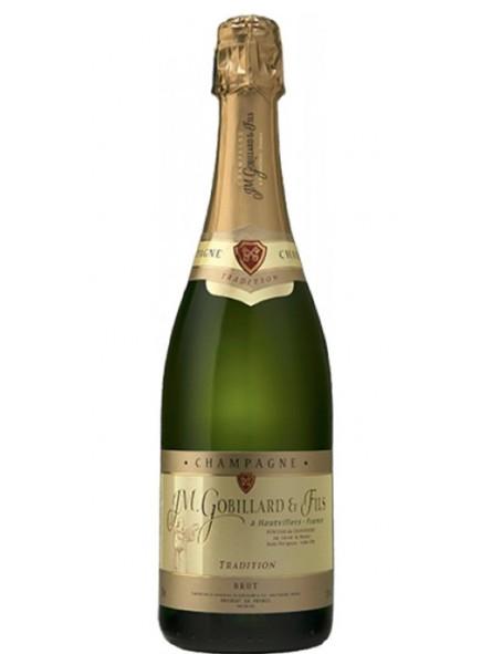 Champagne JM Gobillard et Fils Brut Tradition 375cl
