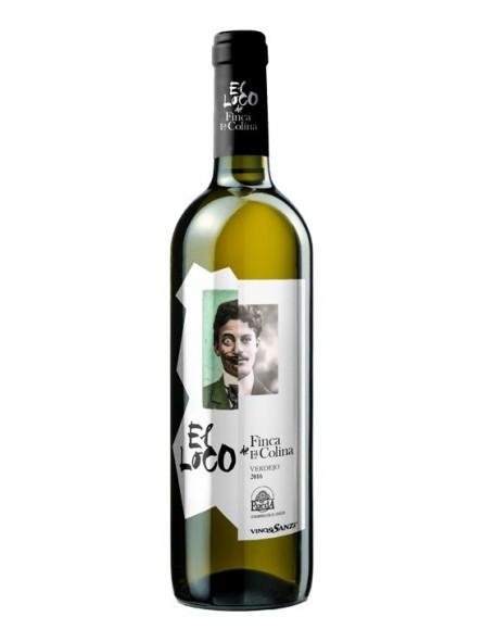 Vino Blanco El Loco De Finca La Colina