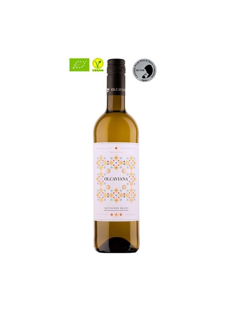 Vino Blanco Olcaviana Sauvignon Blanc