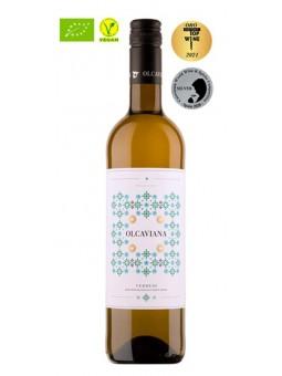 Vino Blanco Olcaviana Verdejo