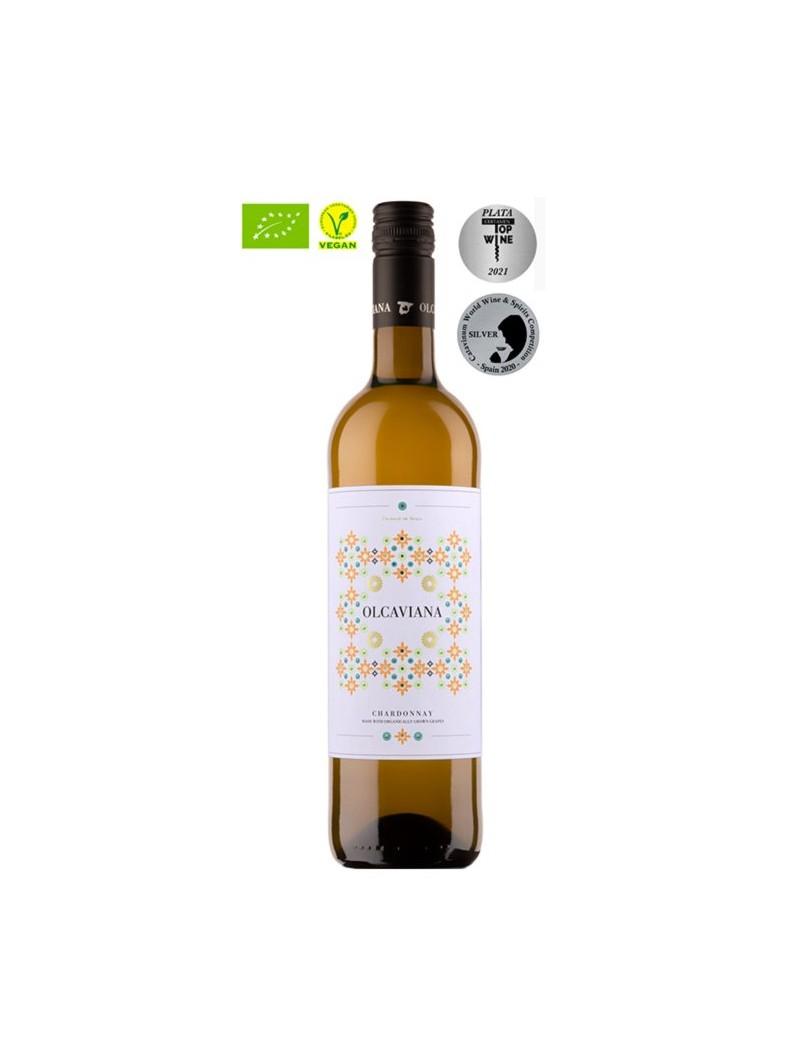 Vino Blanco Olcaviana Chardonnay