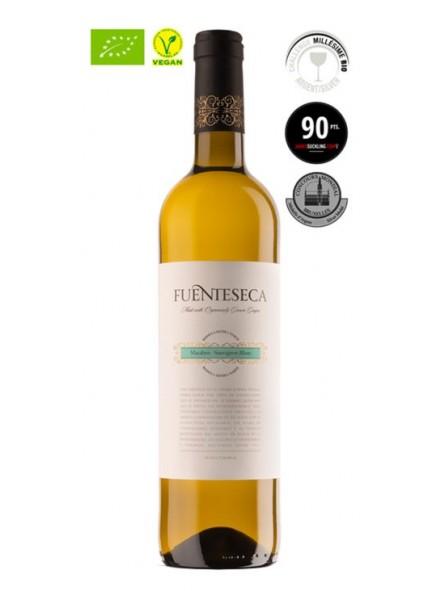 Vino Blanco Ecologico Fuenteseca